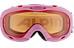 Alpina Ruby S Singleflex Hicon S1 goggles Kinderen roze/wit